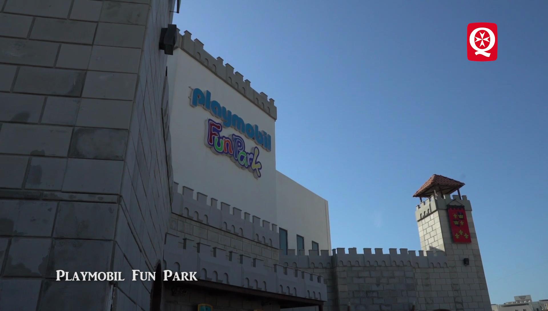 Play Mobile Fun Park
